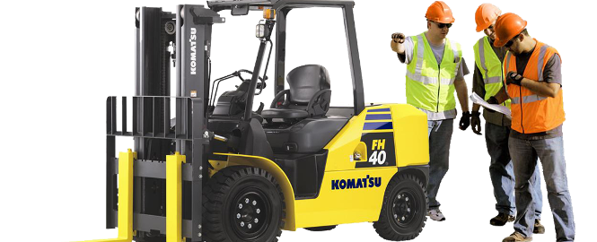 forklift inspection by a competent person