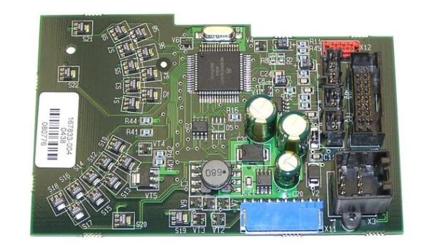 printed forklift circuit boards