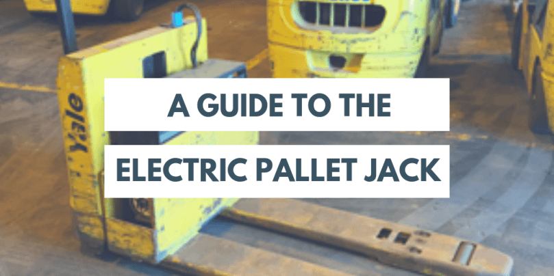 A Guide to the electric pallet jack
