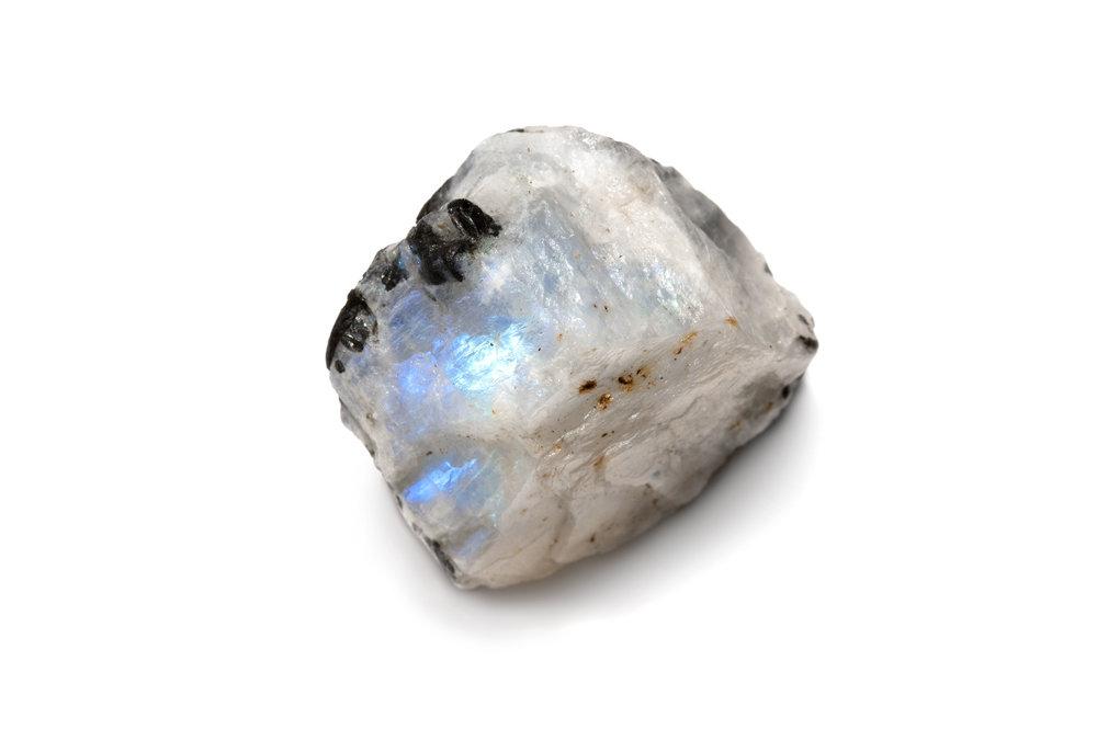 White Moonstone