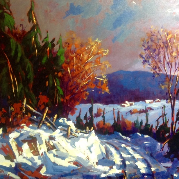 CLARENCE BOURGOIN -