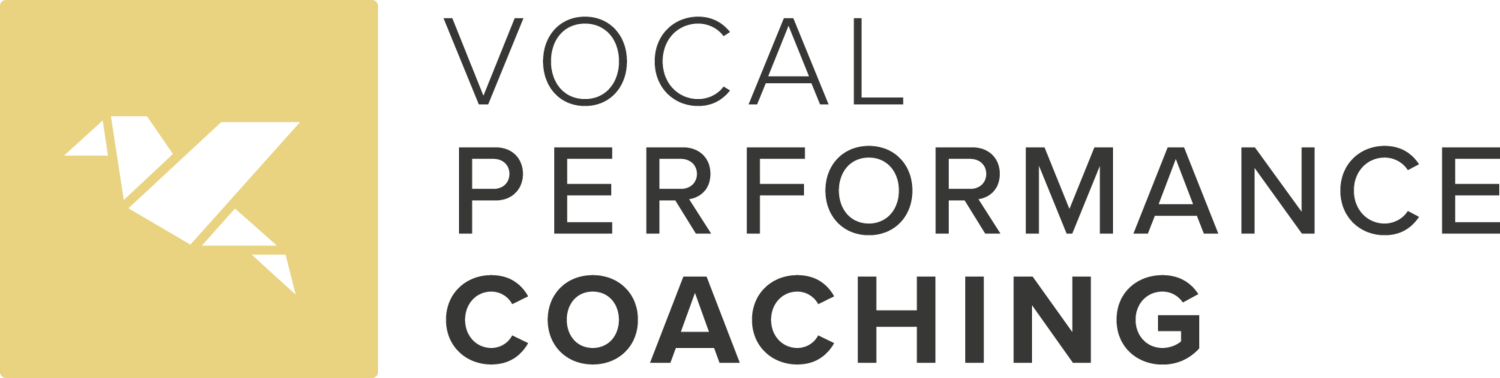 Vocal Performance Coaching
