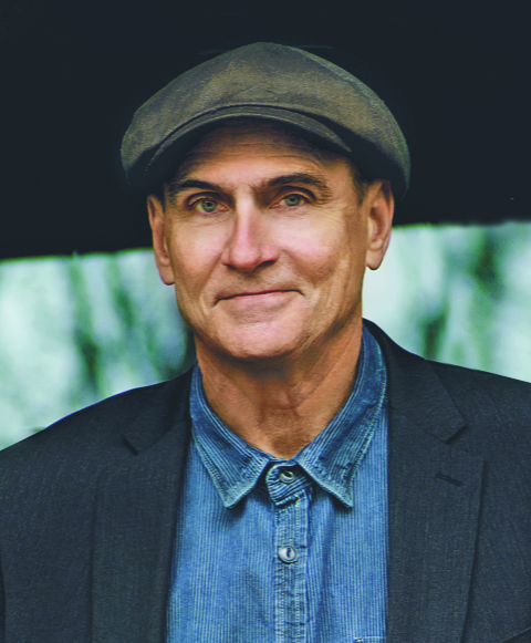 James Taylor - As a recording and touring artist, James Taylor has touched people with his warm baritone voice and distinctive style of guitar-playing for more than 40 years. Over the course of his celebrated songwriting and performing career, Taylor has sold more than 100 million albums, earning countless awards, including multiple Grammys. He has been inducted into both the Rock and Roll Hall of Fame and the prestigious Songwriters Hall of Fame. In 2012, Taylor was awarded the distinguished Chevalier of the Order of Arts and Letters by the French government and the National Medal of Arts by President Barack Obama in a White House ceremony. In 2015 Taylor released Before This World, which earned him his first ever #1 album on the Billboard Charts and a Grammy nomination for Best Pop Vocal Album. Also in 2015, Taylor was presented with the Presidential Medal of Freedom, the Nation's highest civilian honor. Taylor received the Kennedy Center Honors in 2016, which are presented to individuals who have enriched American culture by distinguished achievement in the performing arts.