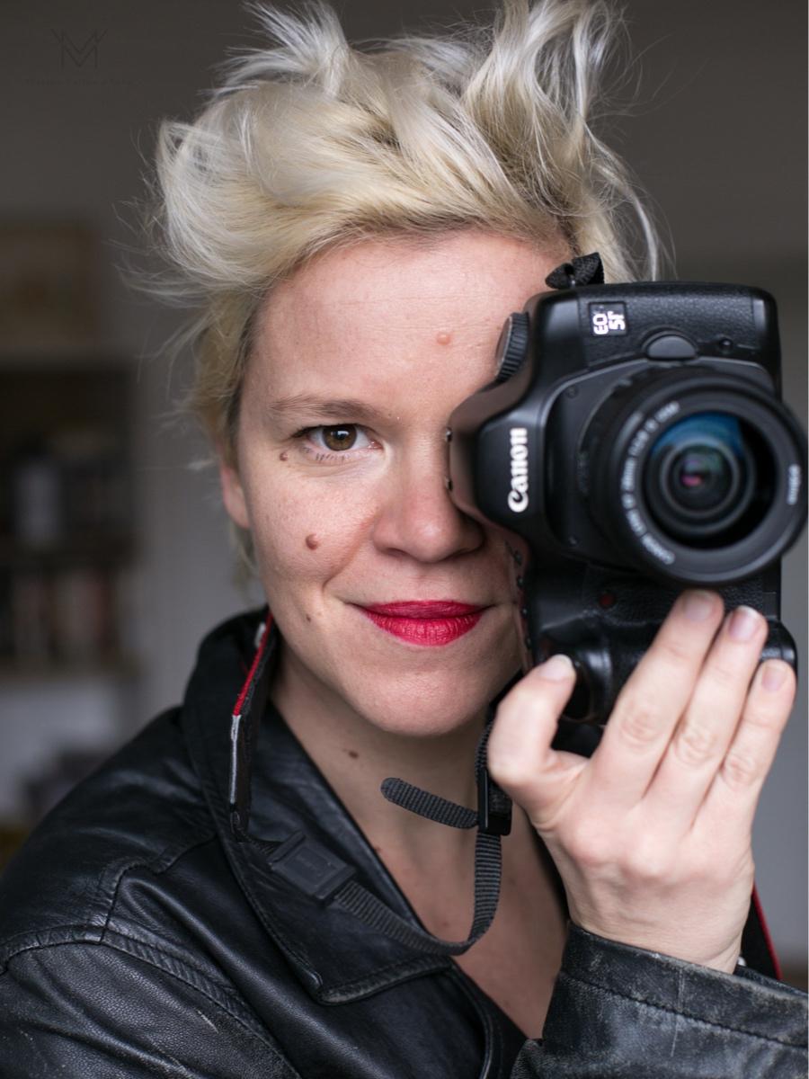 Olivia Darcol - directrice artistique, réalisatrice