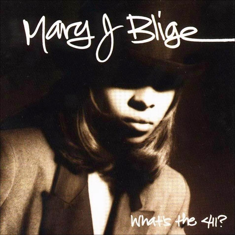 listening to hip-hop history: mary j. blige - what's the 411 (