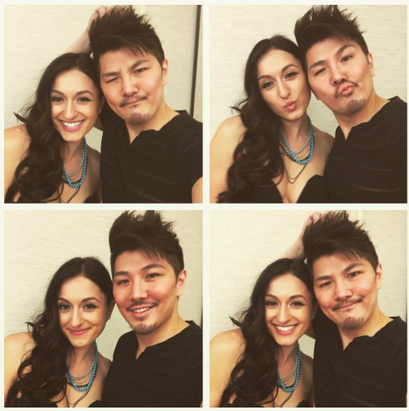 Guy Tang and Annaliese & Co