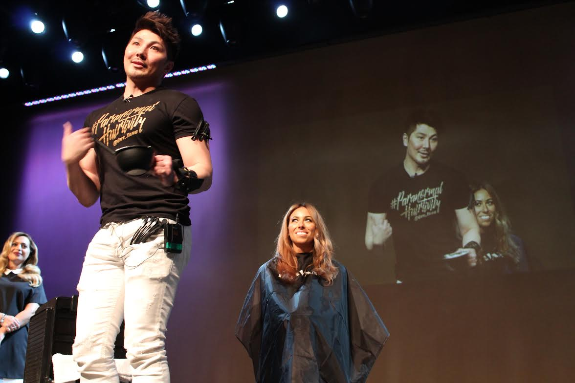 On Stage With Guy Tang