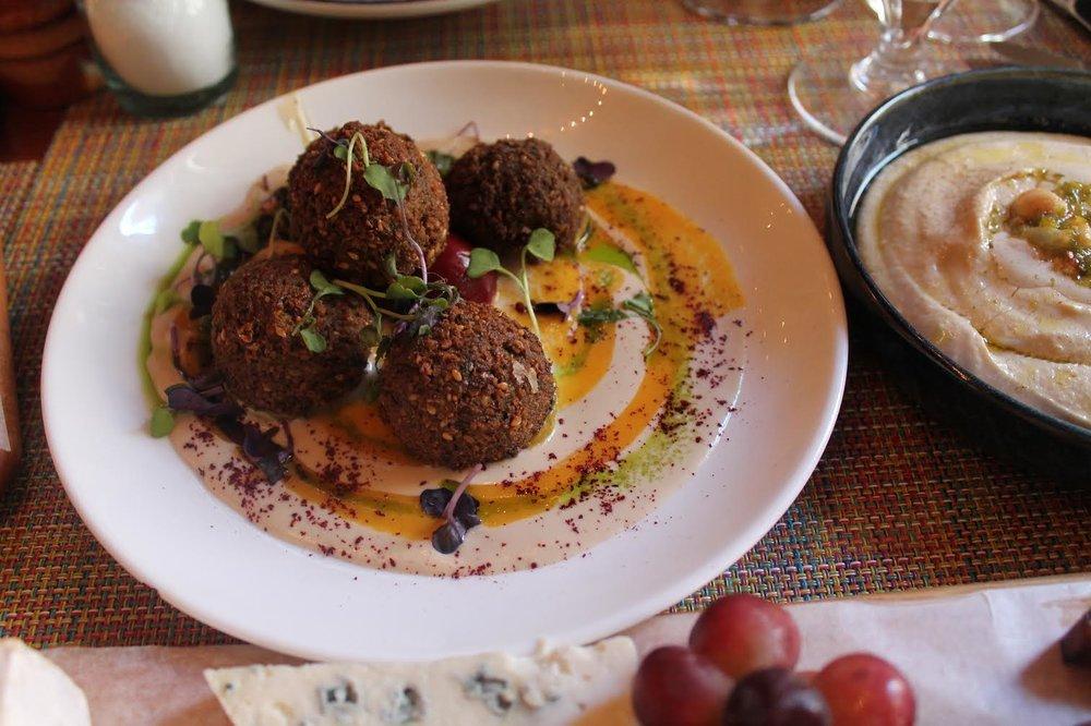 NYC Eats: Barbounia