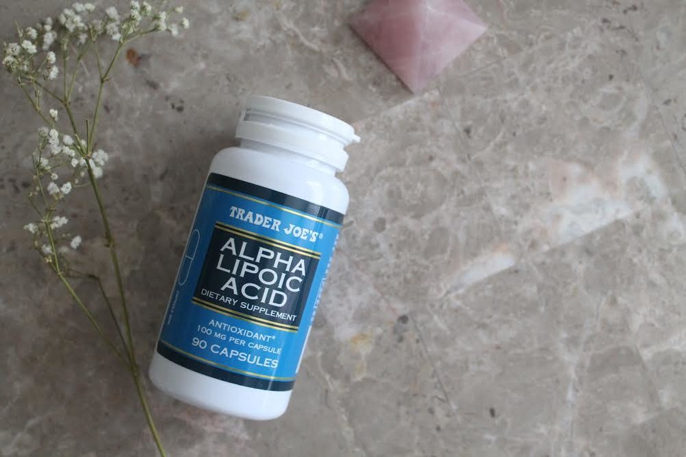 Why You Should Start Taking Alpha Lipoid Acid Today