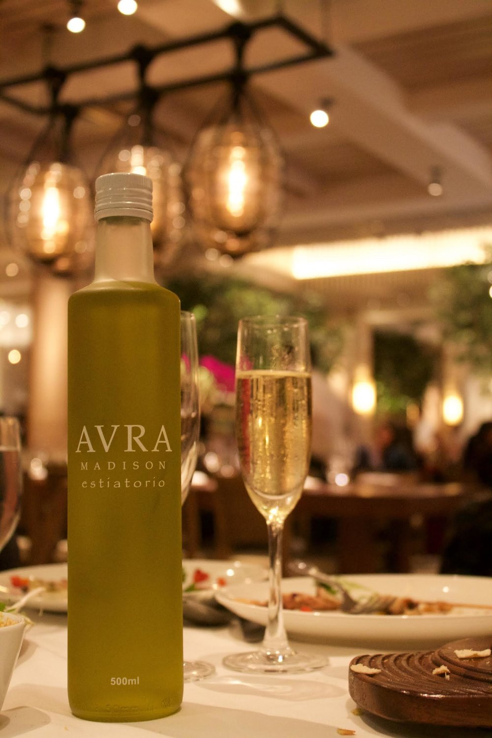 NYC EATS: Ava Madison