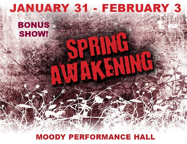 - In January 2019, I had the privilege to return to Uptown Players in Dallas, Texas to tell the powerful story of Spring Awakening, in the role of Hanschen.