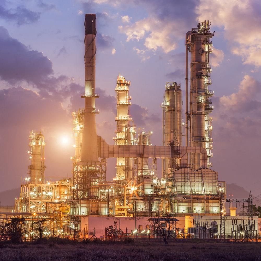 ENERGY & CHEMICALS -