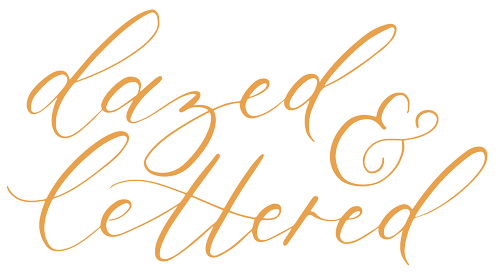 Ottawa Calligraphy - DAZED & LETTERED