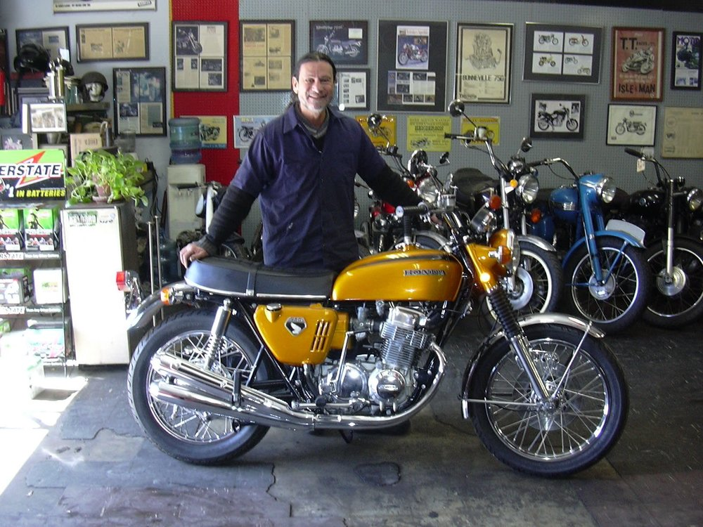 A Winter Tradition… - Valley Cycles was founded in 1978 by Kurt Winter, who has been restoring beautiful classic motorcycles, providing comprehensive high quality services, and sales ever since. Kurt's son, Dylan Winter, joined the operation in 2016 and a Winter family tradition was born. Father and son together provide expert services tailored to your classic motorcycle.