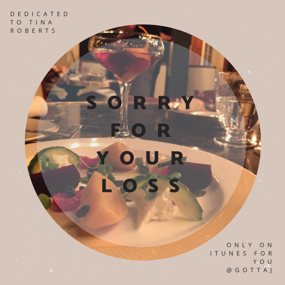 SORRY FOR YOUR LOSS - FEATURED MUSIC FROM TIRZAH, STEVIE WONDER, JOHN MAYER, SADE, YOUNG + SICK, SOHN, METRIC , NIMINO AND MORE