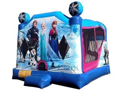 Frozen Jump & Slide Combo