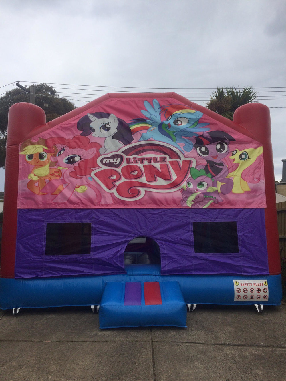 My Little Pony 4 in 1 Combo