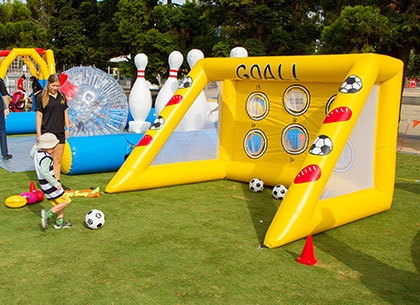 Inflatable Soccer