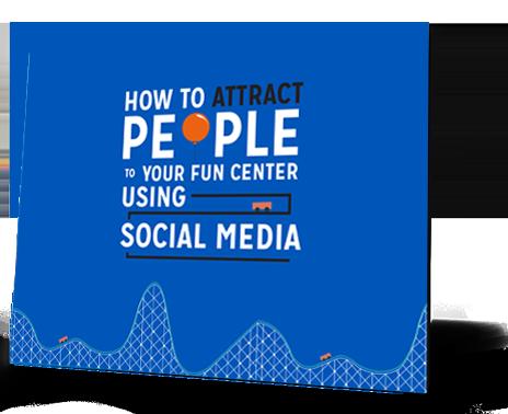 social media for fun centers offer