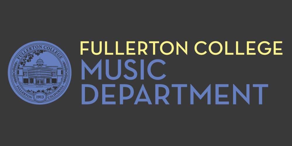 Fullerton College Music Department