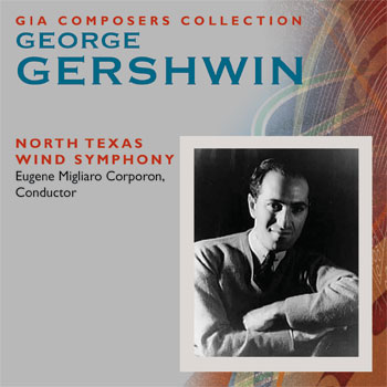 GIA Composer's Collection George Gershwin