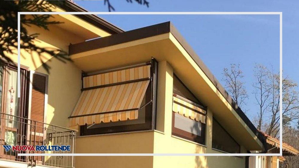 Tende Veranda Torino : Installazioni in provincia di torino di tende da esterno e tende