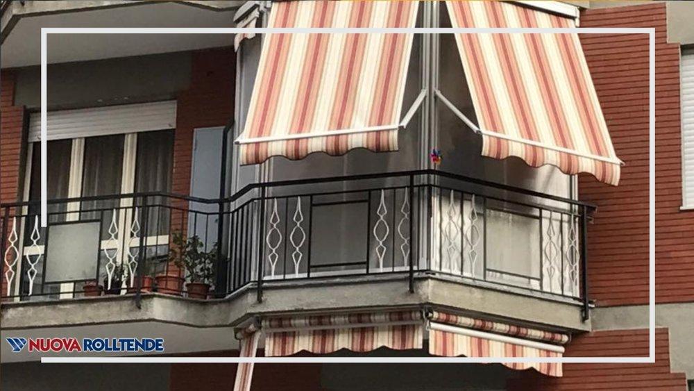 Tende Veranda Estate Inverno : Mod magika rulli u nuova rolltende s n c produzione vendita