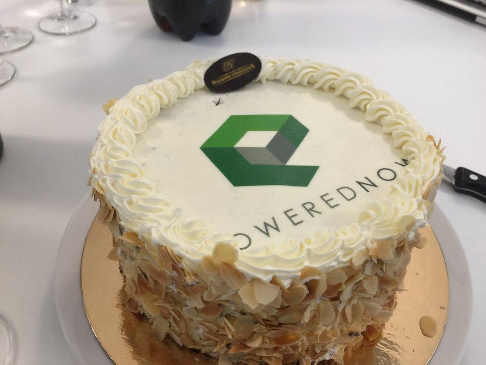 Fundraising cake!