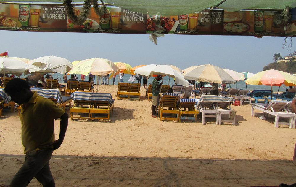 Baga+Beach