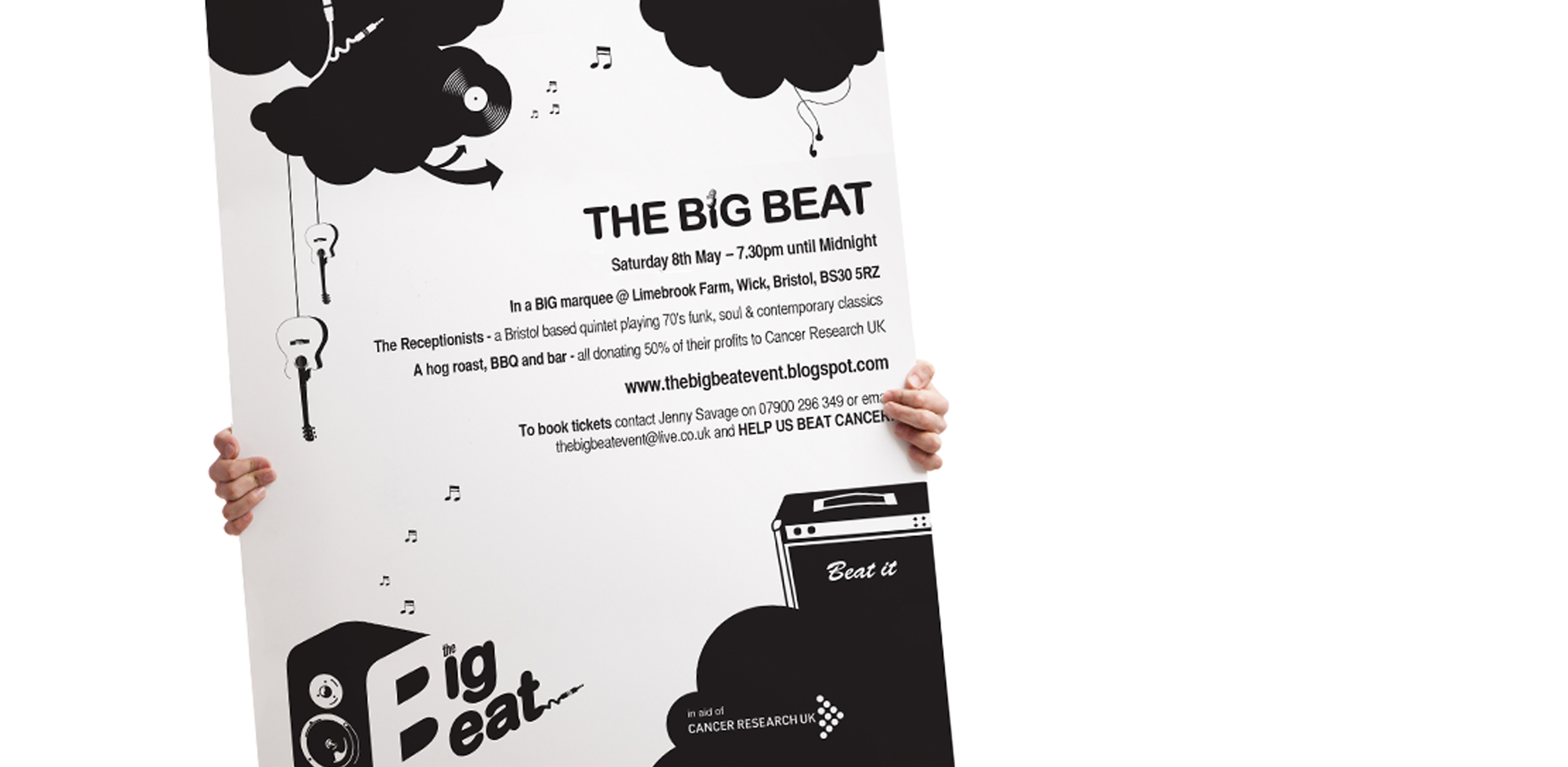 The Big Beat — dahl design