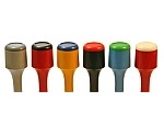Handles available in a range of colours -