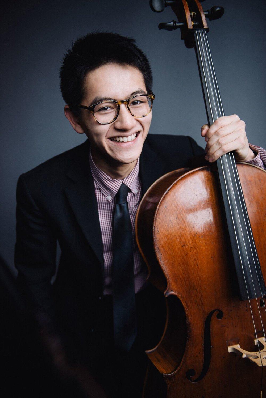 Nathan Chan - Cello