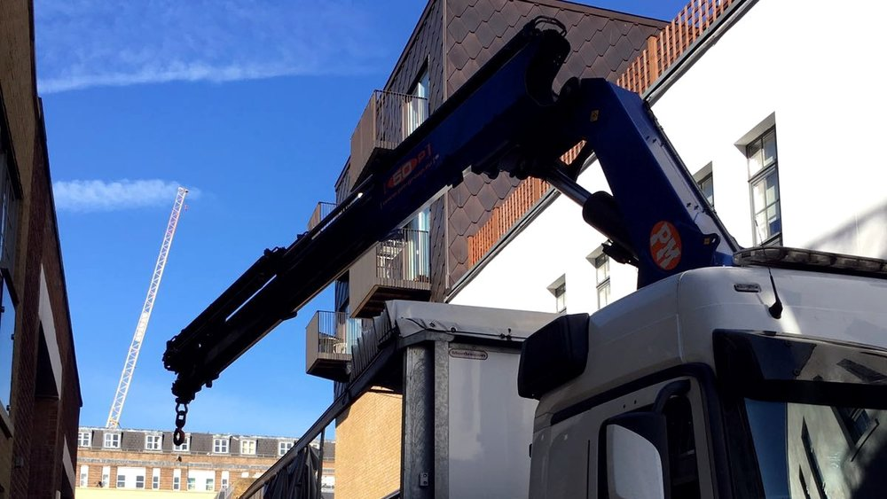 To arrange your next INSPECTION call us on 01582 764342 - LORRY LOADER / SKIP LOADER / HOOK LOADER