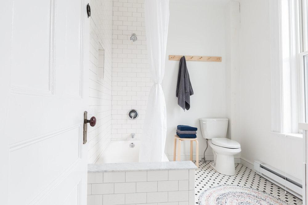 bathroom (one of four)