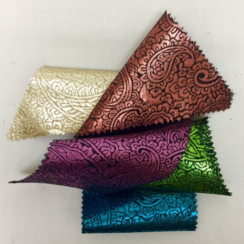 Copper Paisley | Gold Paisley | Amethyst Paisley | Green Paisley| Teal Paisley