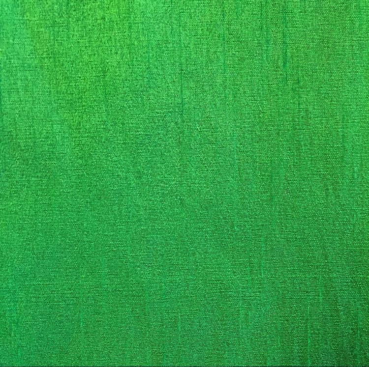 Emerald Green Nu Silk