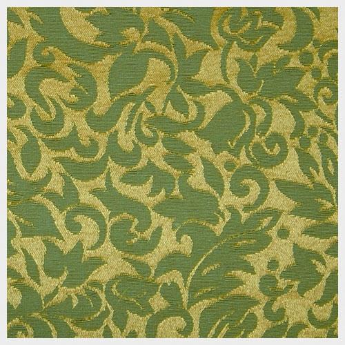 Green Gold Baroque