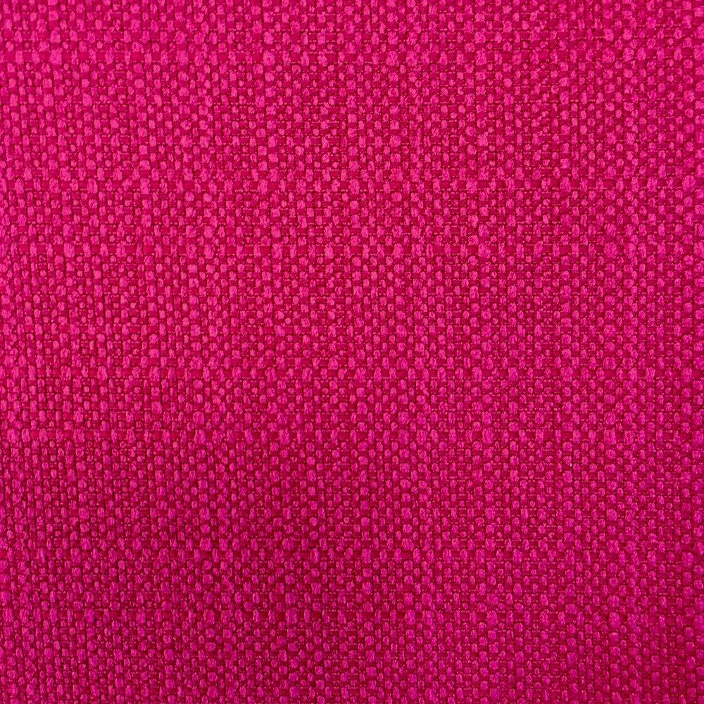 Fuchsia Textured Linen