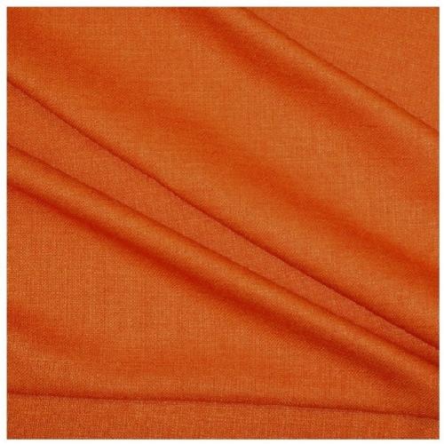 Saffron Textured Linen