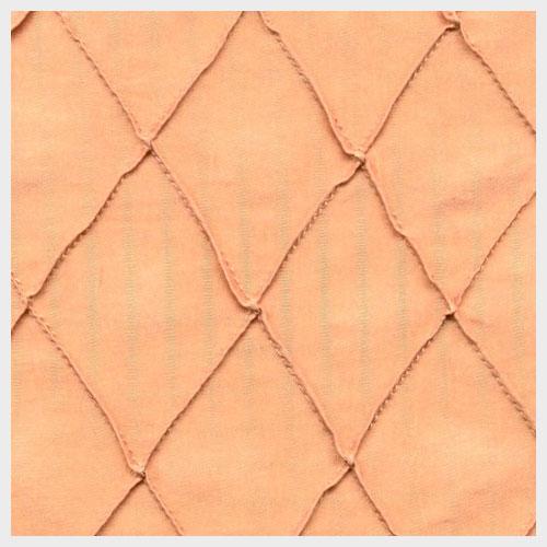 Claystone Pintuck Taffeta