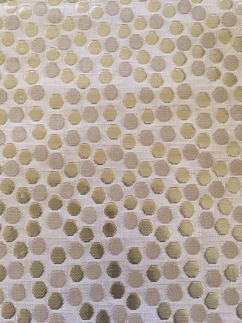Champagne/Silver Mini Dot