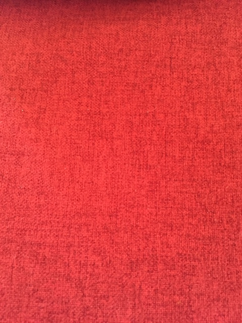 Tomato Felt Backed Woolen