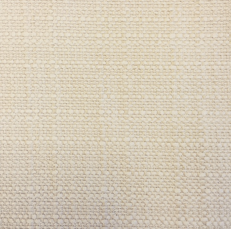 Ivory Textured Linen