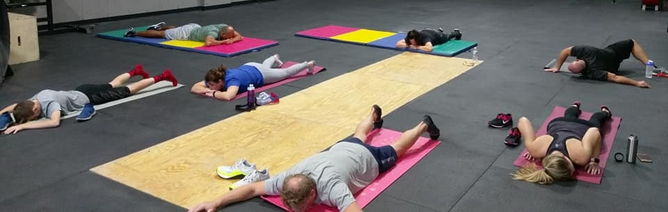 After CrossFit WOD you need to Stretch. Come see us in Plainfield, IL.