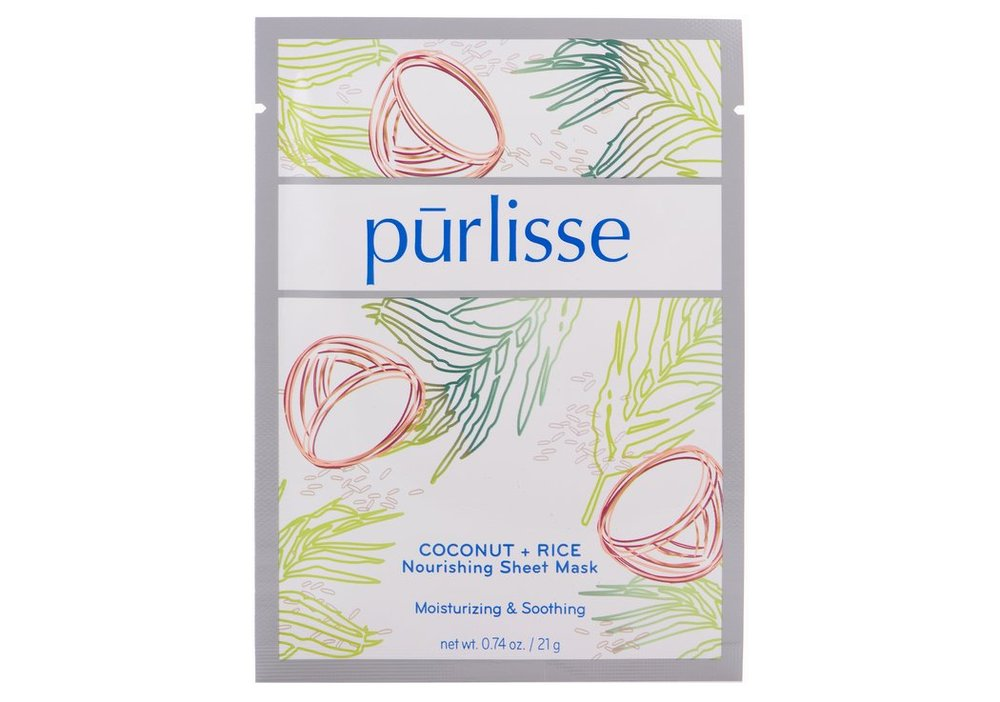Purlisse Sheet Mask
