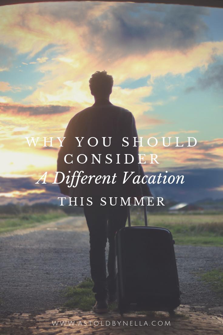Unique Summer Vacations You Should Consider