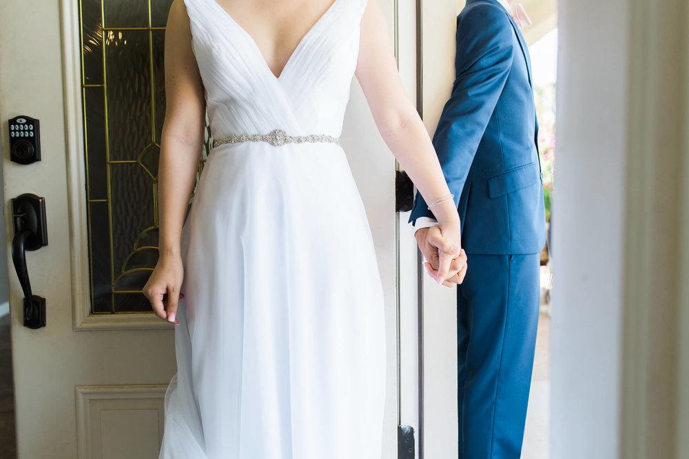 First Look Wedding Idea - Phoenix Wedding Photography - Phoenix Wedding Photographer.jpg