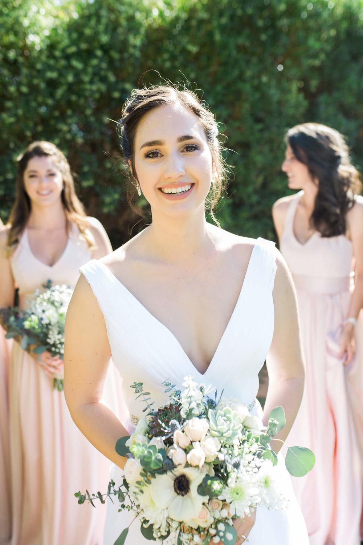 Bridal Wedding Photos - Phoenix Wedding Photographer - Gather Estates Wedding.jpg