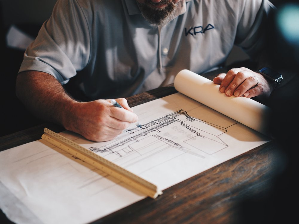 What we do - We start by establishing with you, clear design objectives backed by cost estimates and initial time plans. We agree, with you, the details and finishes and help you choose a builder. We'll then draw up plan of works clarifying the timing, procedure and necessary payments. We'll keep you updated by email on the work as it progresses and can send photos and analysis of the project, providing you the information you need to make informed decisions throughout the course of works, and achieve your dream home