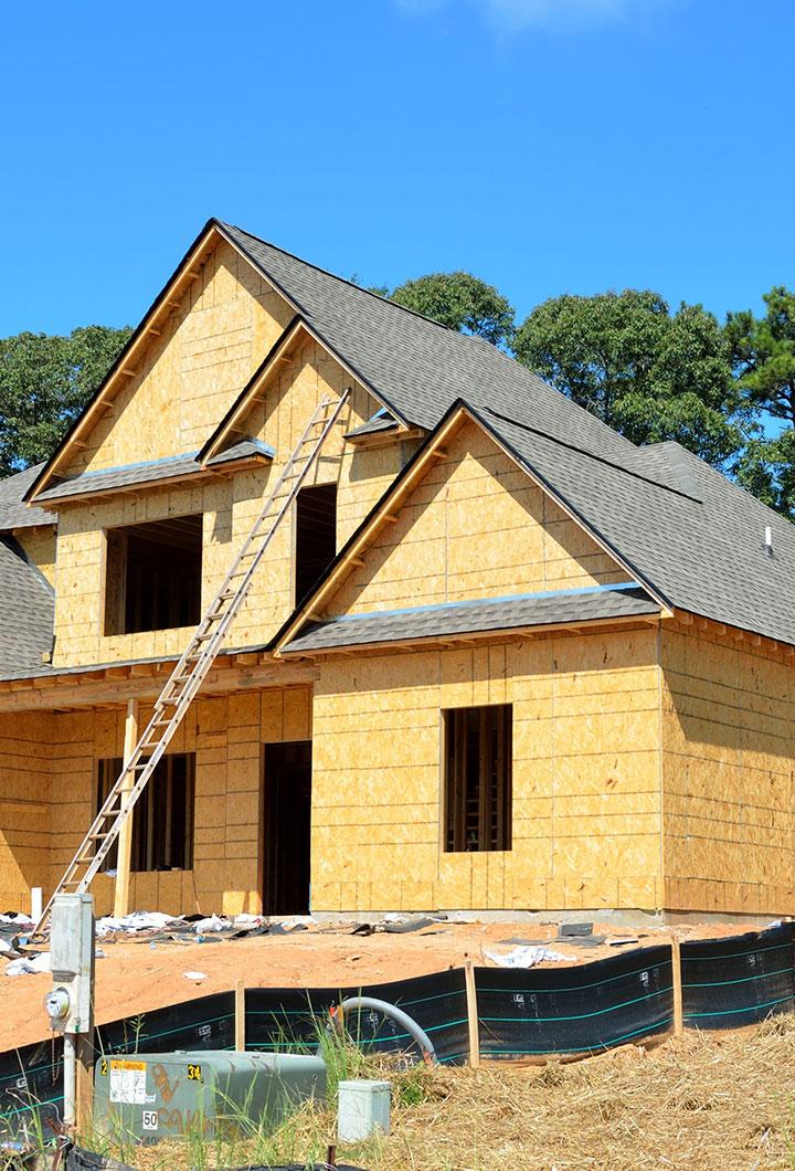 Roof INstallation -